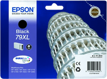 Epson 79 XL Cartridge Black C13T79014010