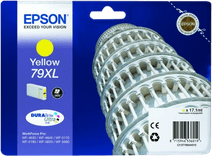 Epson 79 XL Cartridge Yellow C13T79044010