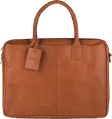 Burkely Taylor Worker 15 inches Cognac