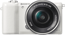 Sony Alpha A5100 White + 16-50mm f/3.5-5.6 OSS