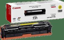 Canon 731 Toner Geel