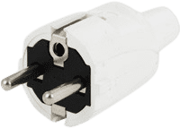 Scanpart Grounded Connector