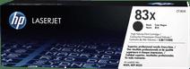 HP 83X Toner Zwart (Hoge Capaciteit)