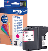 Brother LC-223 Cartridge Magenta