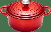 Le Creuset Round Dutch Oven 20cm Cerise