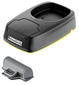 Karcher Set WV 5 Battery + Charging Station