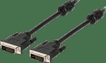 Nedis DVI-D kabel 2 meter (Dual Link)