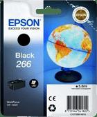 Epson 266 Cartridge Zwart
