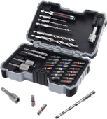 Bosch Pro-Mix Set Wood 35 Pieces