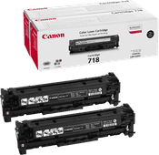 Canon 718 Toner Cartridge Black (High Capacity)