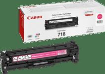 Canon 718 Toner Cartridge Magenta
