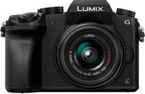 Panasonic Lumix DMC-G7 Black + 14-42mm