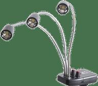 Falcon Eyes Macro LED Lamp DV-3B on Battery