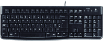 Logitech K120 Keyboard QWERTY