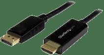 Startech Displayport naar HDMI Converterkabel 4K 2 Meter