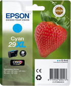 Epson 29XL Cartridge Cyaan