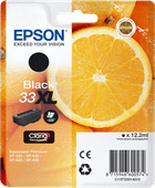 Epson 33 Cartridge Black XL (C13T33514010)