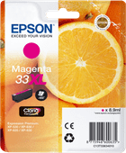 Epson 33 Cartridge Magenta XL (C13T33634010)