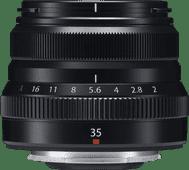Fujifilm XF 35mm f/2.0 R WR Black