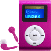 Difrnce MP855 4GB Pink