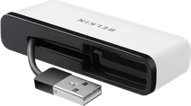 Belkin 4 Port Square USB 2.0 Travel Hub