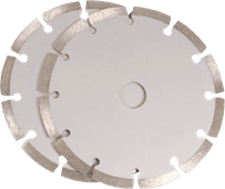 Ferm Diamond disc 125 mm 2 pieces