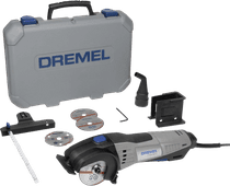 Dremel DSM20 + 7-piece accessory set