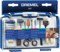Dremel Multifunction set (687)