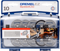 Dremel EZ SpeedClic cutting accessory set (SC690)