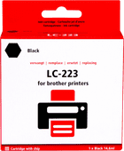 Pixeljet LC-223 Cartridge Black