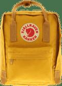 Fjällräven Kånken Mini Ochre 7L - Children's Backpack