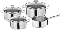 Tefal Duetto Cookware Set 4-piece