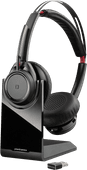 Poly Voyager Focus B825 Bluetooth With Base Station