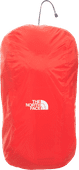 The North Face Pack Rain Cover TNF Red - S
