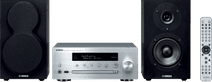Yamaha MCR-N470 DAB+ Zwart/Zilver