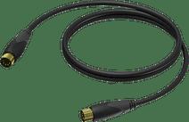 Procab CLD400 MIDI Kabel 1,5 Meter