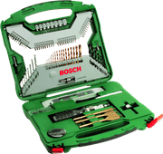 Bosch X-Line 100-piece Accessory Set
