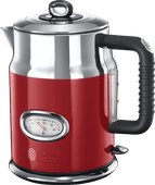 Russell Hobbs Retro Ribbon Kettle Red