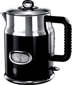 Russell Hobbs Retro Classic Kettle Black