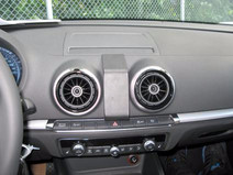 Brodit ProClip Audi A3 from 2013 Central Confirmation