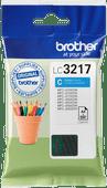 Brother LC-3217C Cartridge Cyan