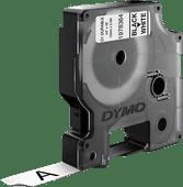 Dymo LW Durable D1 Black-White Label (12mm x 5.5m)