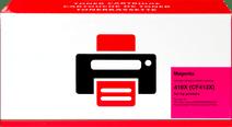 Pixeljet 410X Toner Cartridge Magenta (High Capacity)