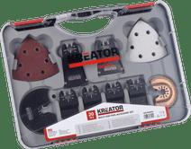 Kreator KRT990050 Multitool Accessory set