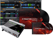 Native Instruments Traktor Scratch Control A6 MKII