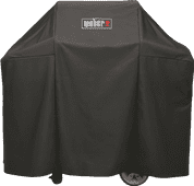 Weber Premium Barbecue cover Genesis II with 2 burners