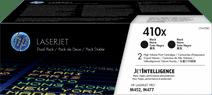 HP 410X Toner Black XL Duo Pack (CF410XD)