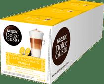 Dolce Gusto Vanilla Macchiato 3 pack