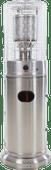 Sunred Propus Lounge Heater Silver