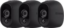 Arlo Wire-Free Camera Skin 3 Pack Black